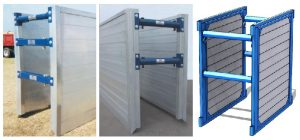 GME has Several Aluminum Trench Shields for you to consider