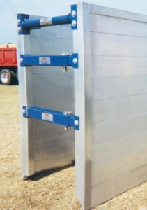 2AEX Aluminum Trench Shields - GME Shields