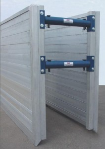 4AEX Aluminum Trench Box Shoring Systems
