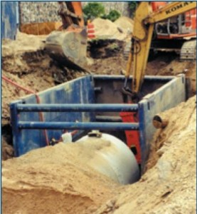6M Series Trench Shoring