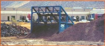 Soil Sifter for construction sites by GME Shields